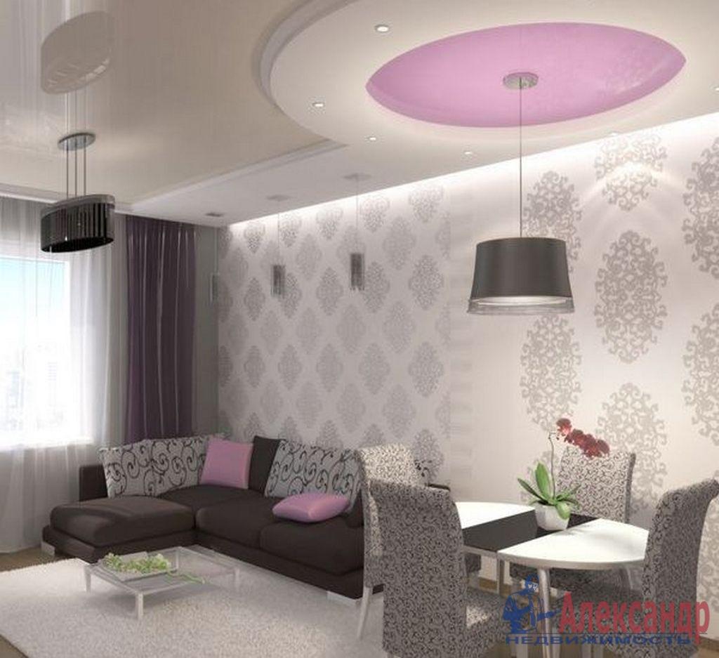 2-комнатная квартира (70м2) в аренду по адресу Нахимова ул., 20— фото 1 из 4