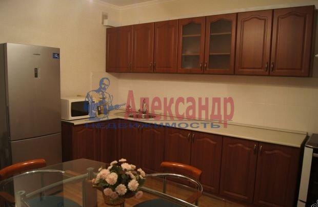 1-комнатная квартира (42м2) в аренду по адресу Авиаконструкторов пр., 2— фото 1 из 4