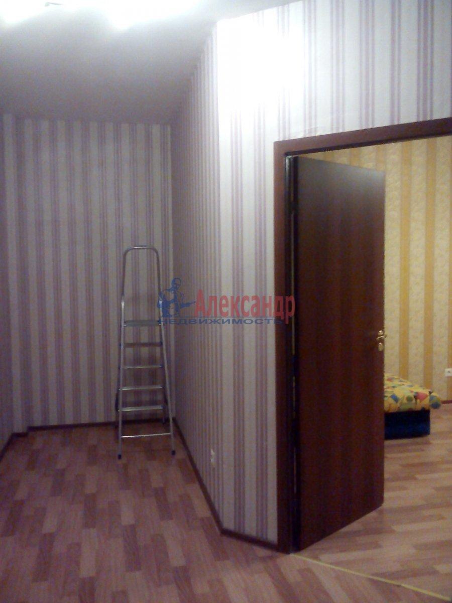 1-комнатная квартира (46м2) в аренду по адресу Кудрово дер., Венская ул., 4— фото 4 из 8