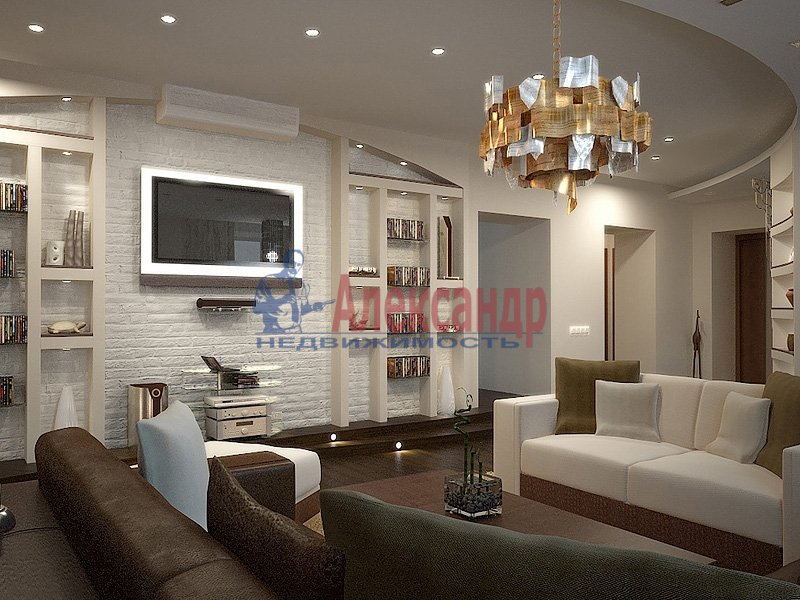 1-комнатная квартира (56м2) в аренду по адресу Ивана Фомина ул., 7— фото 1 из 1