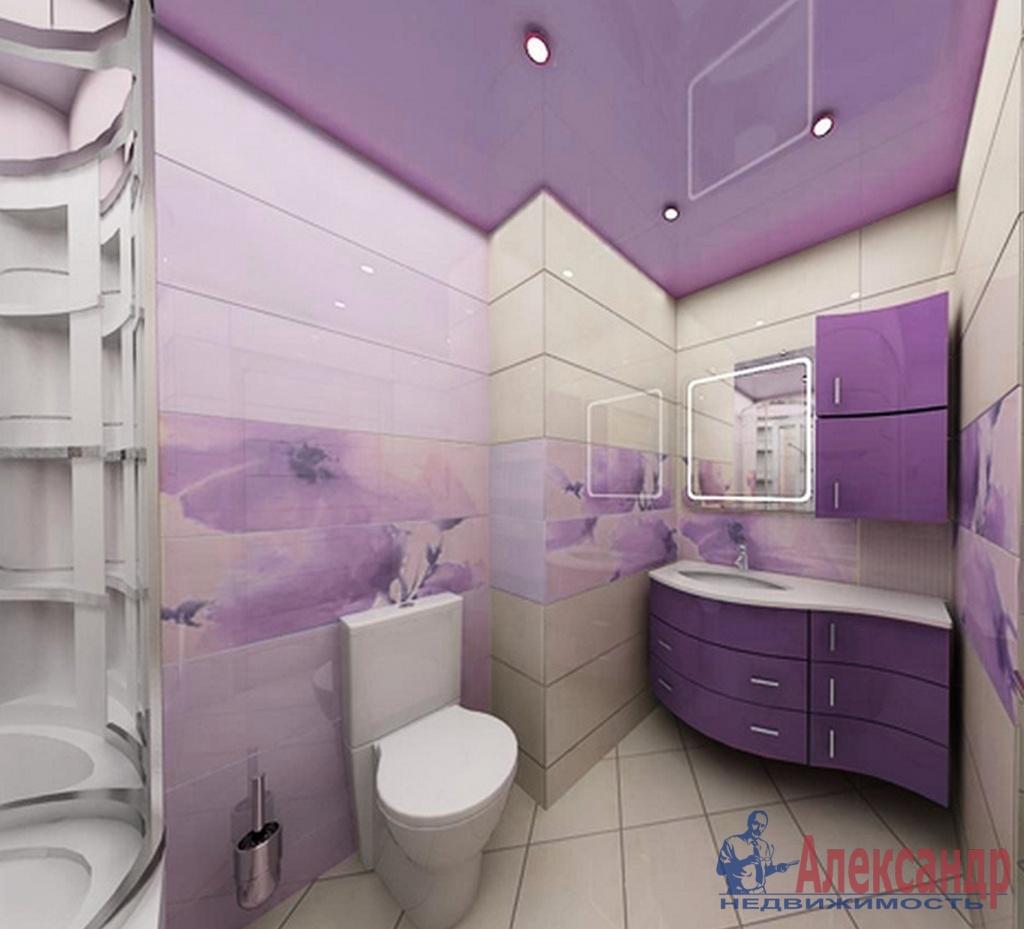 1-комнатная квартира (45м2) в аренду по адресу Пионерская ул., 50— фото 3 из 3