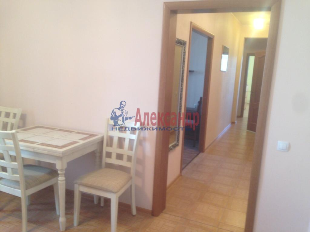 3-комнатная квартира (97м2) в аренду по адресу Лыжный пер., 3— фото 7 из 13