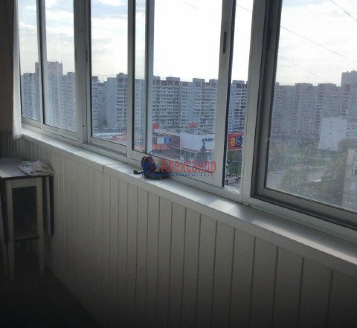 1-комнатная квартира (43м2) в аренду по адресу Дачный пр., 33— фото 9 из 9