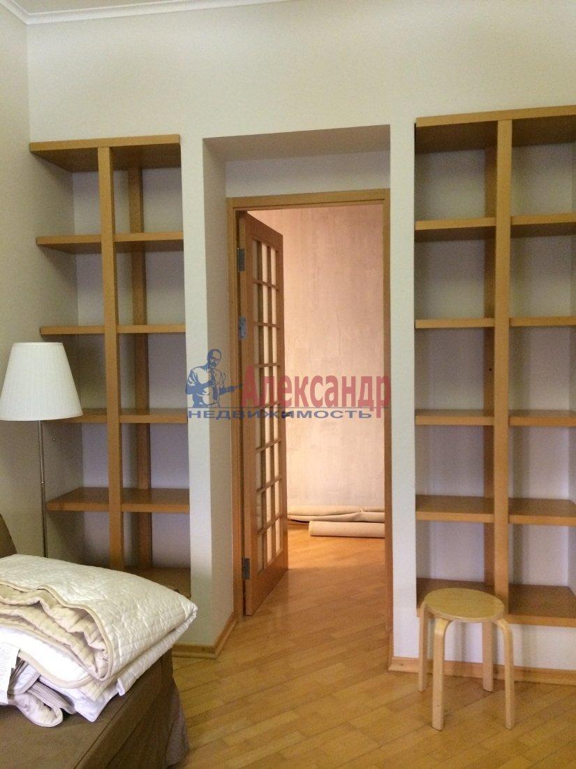 3-комнатная квартира (100м2) в аренду по адресу Московский просп., 173— фото 16 из 18