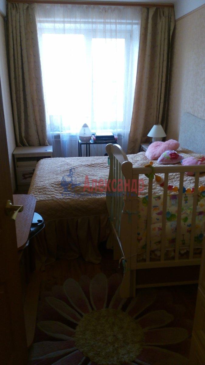 2-комнатная квартира (59м2) в аренду по адресу Заневский пр., 59— фото 3 из 4