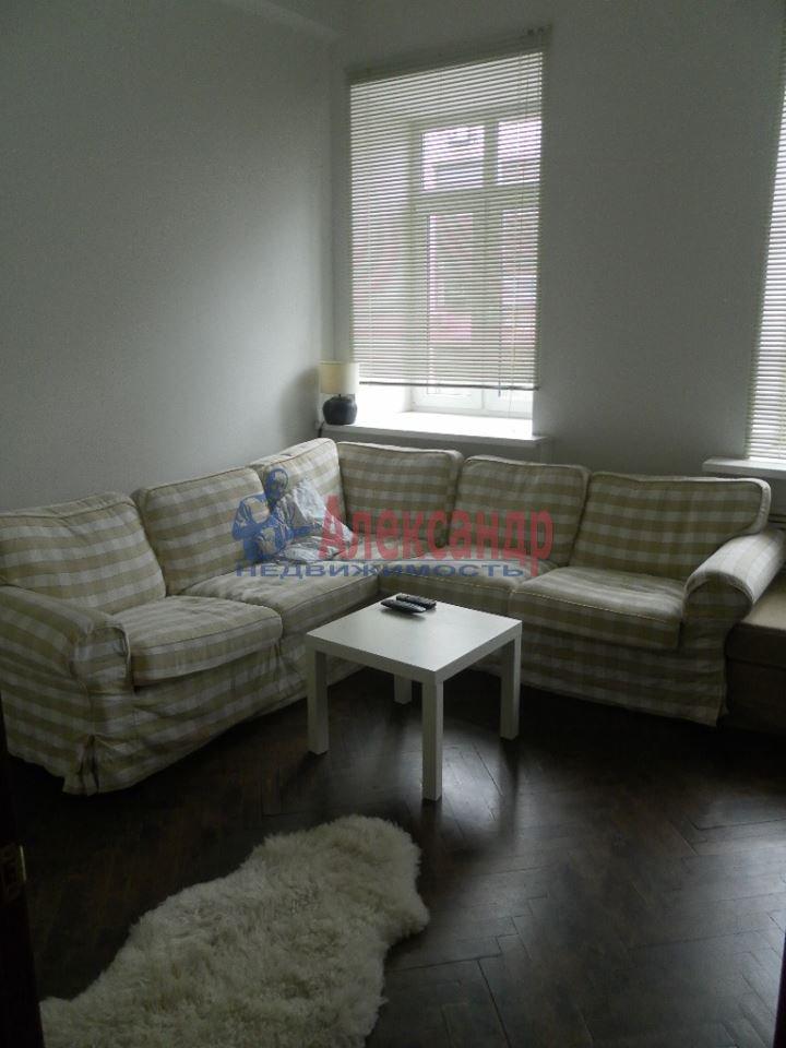 2-комнатная квартира (54м2) в аренду по адресу Морская наб., 39— фото 11 из 12