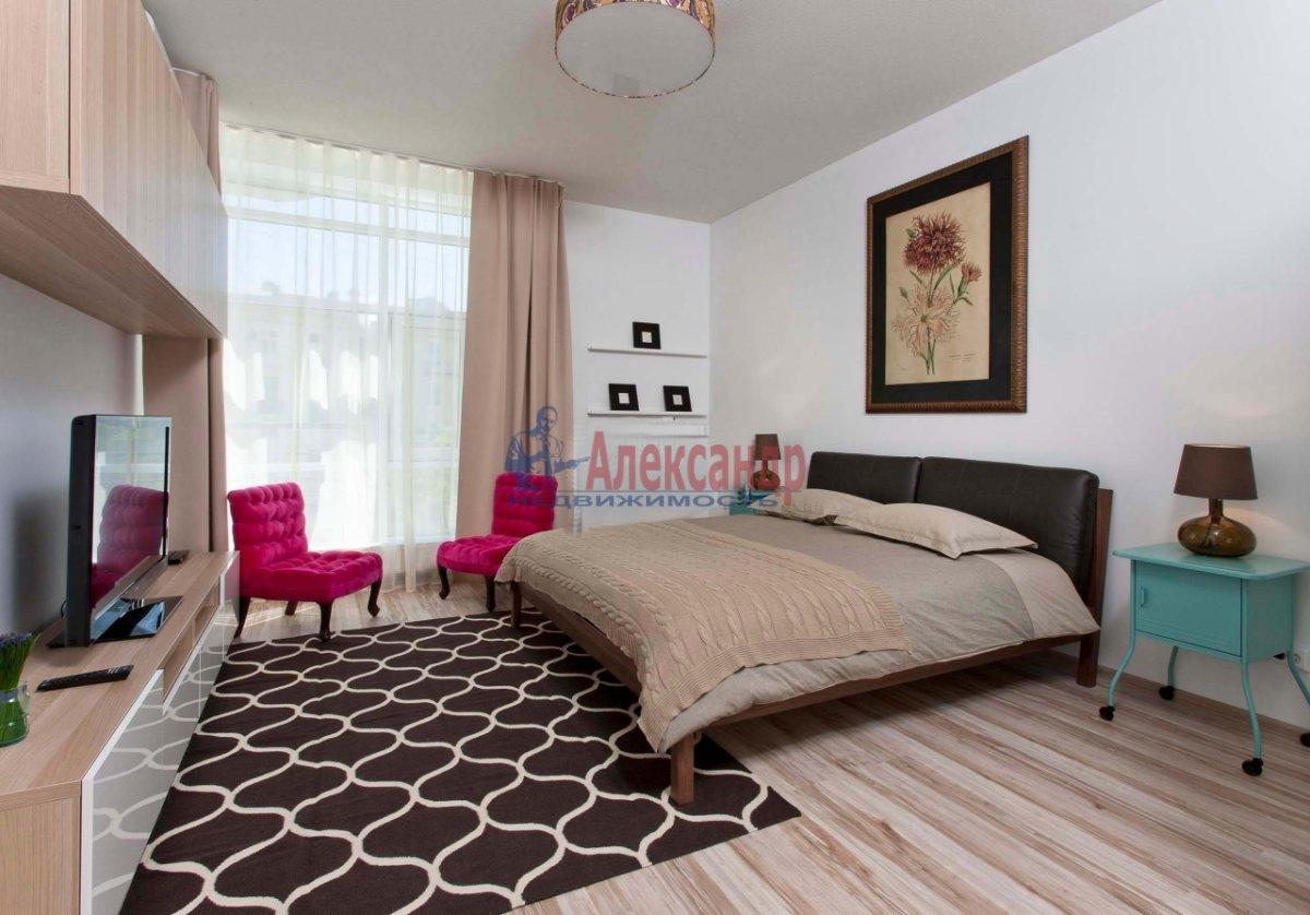 1-комнатная квартира (47м2) в аренду по адресу Детская ул., 18— фото 1 из 7