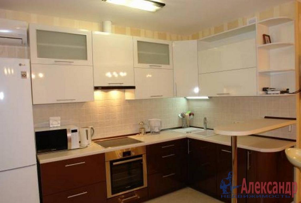 3-комнатная квартира (80м2) в аренду по адресу Варшавская ул., 23— фото 4 из 4