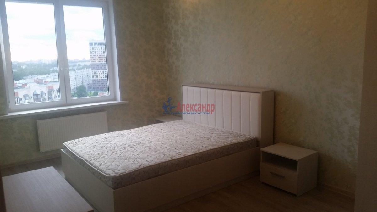 2-комнатная квартира (59м2) в аренду по адресу Обуховской Обороны пр., 110— фото 3 из 18