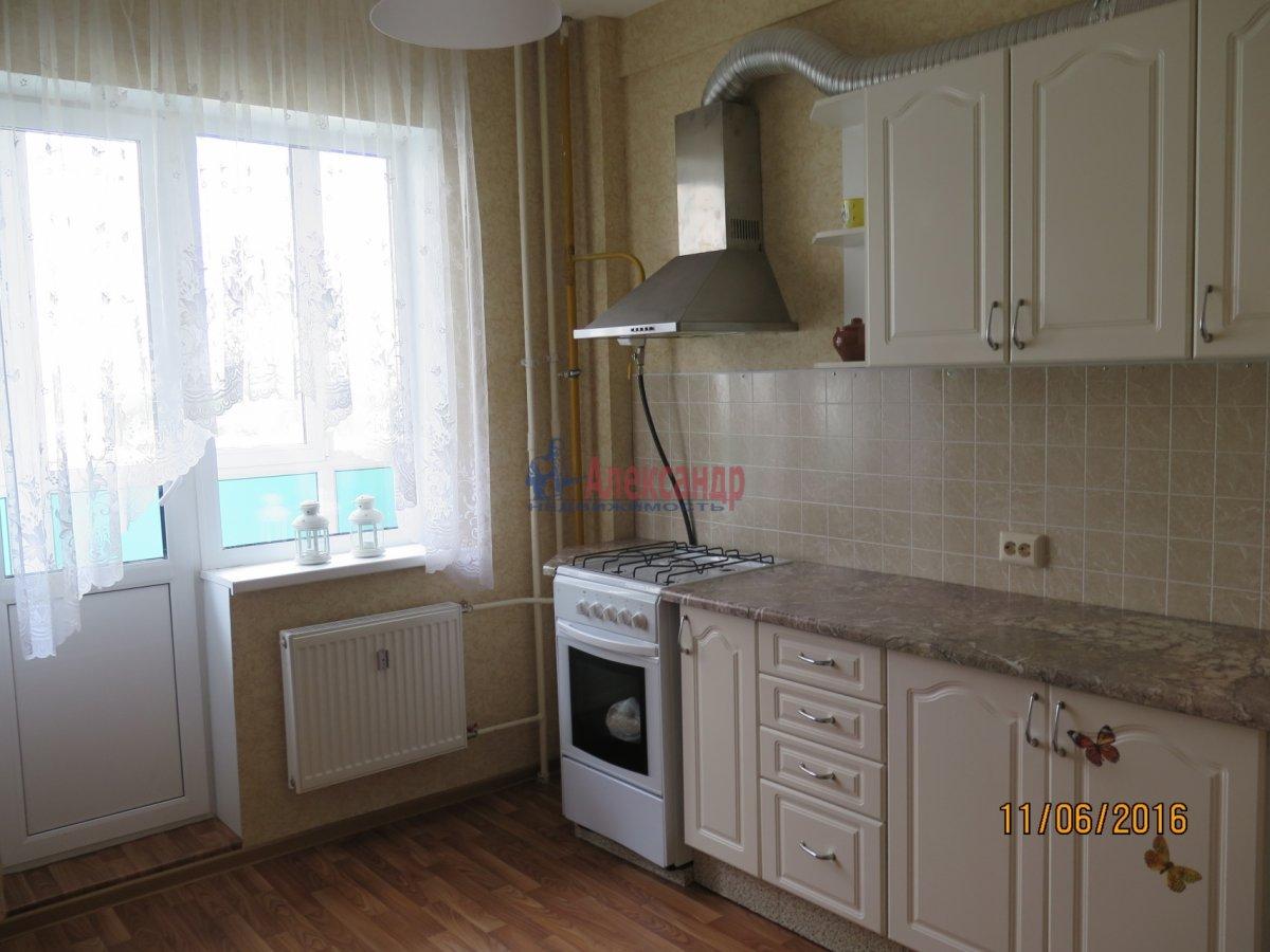 1-комнатная квартира (36м2) в аренду по адресу Ветеранов пр., 78— фото 1 из 5