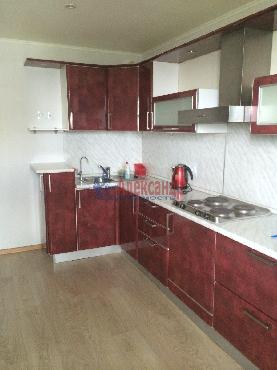 1-комнатная квартира (39м2) в аренду по адресу Карпинского ул., 33— фото 3 из 7