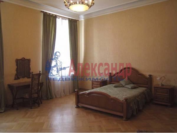 3-комнатная квартира (120м2) в аренду по адресу Малая Морская ул.— фото 5 из 5
