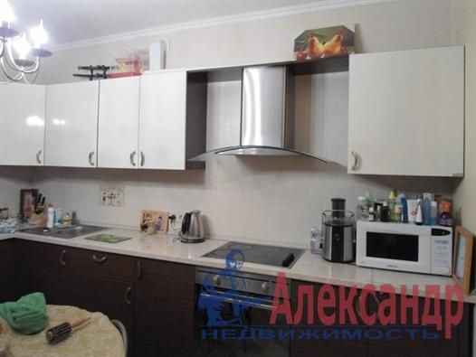 1-комнатная квартира (43м2) в аренду по адресу Гжатская ул., 22— фото 4 из 4