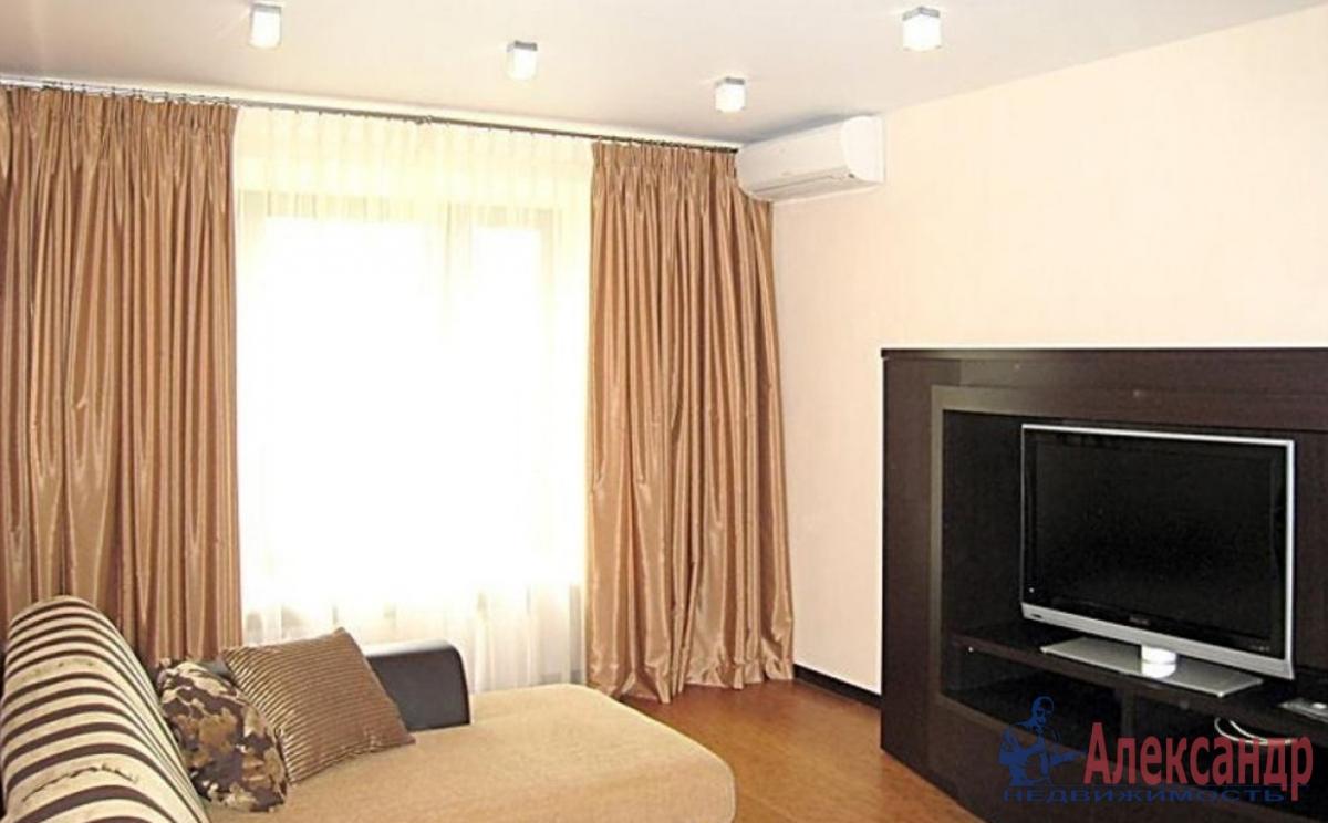 2-комнатная квартира (55м2) в аренду по адресу Непокоренных пр., 14— фото 1 из 3