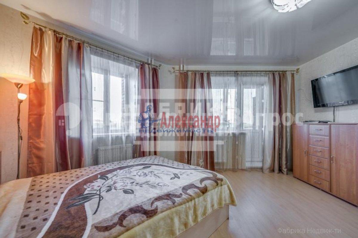 1-комнатная квартира (42м2) в аренду по адресу Солдата Корзуна ул., 167— фото 2 из 8