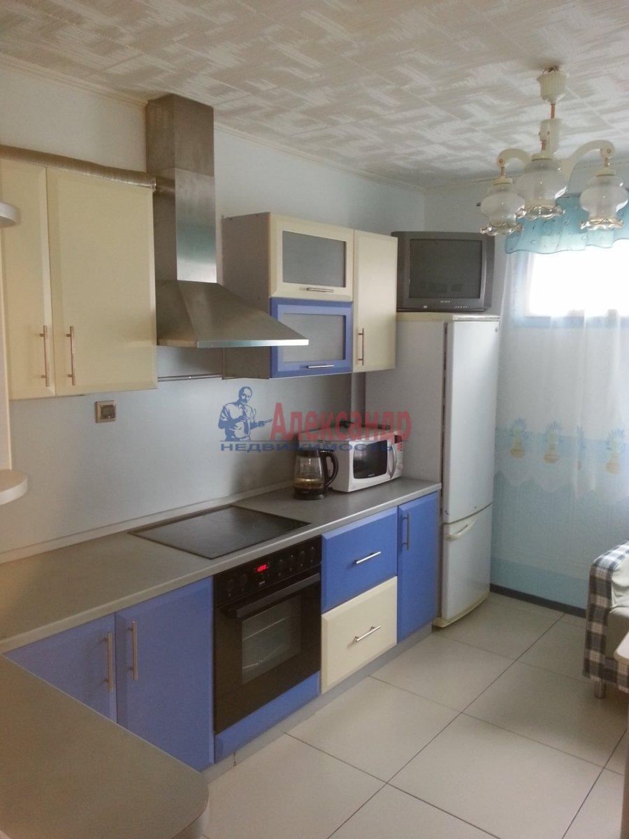 1-комнатная квартира (41м2) в аренду по адресу Авиаконструкторов пр., 34— фото 1 из 24
