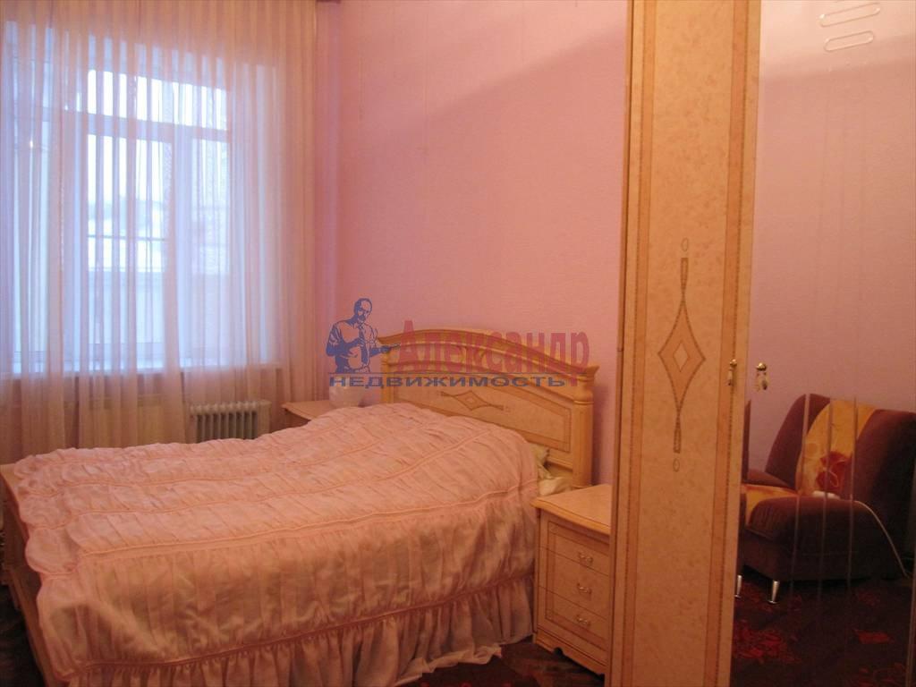 3-комнатная квартира (125м2) в аренду по адресу Мытнинская наб., 1— фото 13 из 16