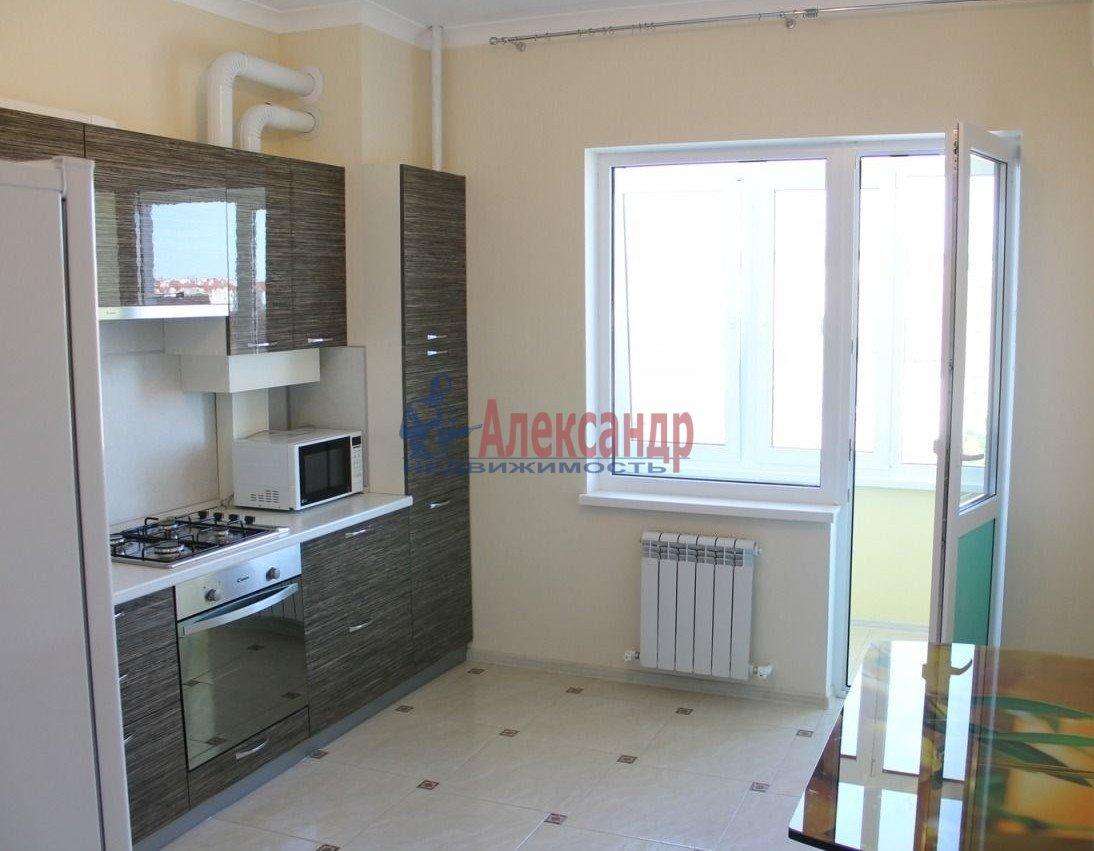1-комнатная квартира (42м2) в аренду по адресу Ушинского ул., 2— фото 9 из 10