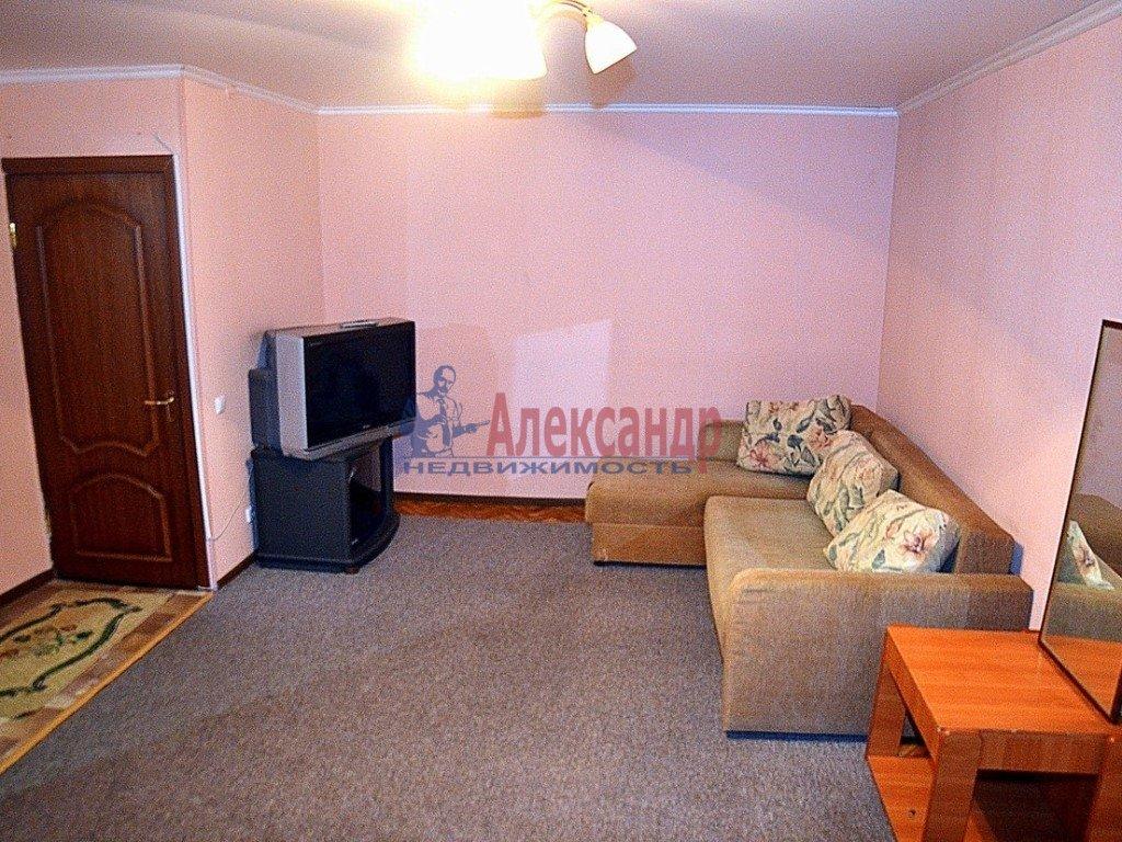 1-комнатная квартира (35м2) в аренду по адресу Асафьева ул., 5— фото 1 из 1