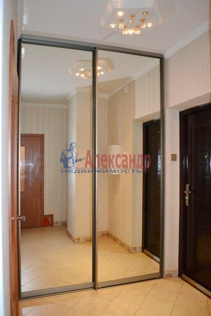 1-комнатная квартира (40м2) в аренду по адресу Ланское шос., 14— фото 7 из 9