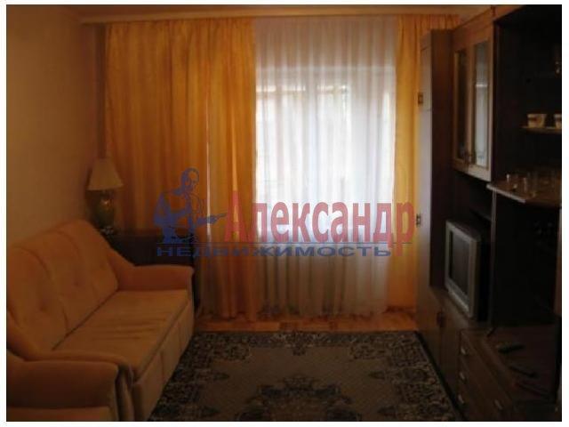 2-комнатная квартира (45м2) в аренду по адресу Большой Сампсониевский пр., 4— фото 3 из 4