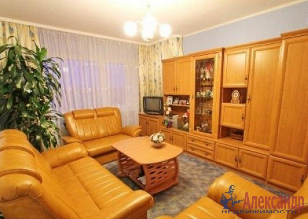2-комнатная квартира (53м2) в аренду по адресу Варшавская ул., 122— фото 1 из 3
