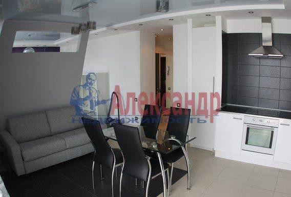 1-комнатная квартира (58м2) в аренду по адресу Комендантская пл., 10— фото 4 из 6