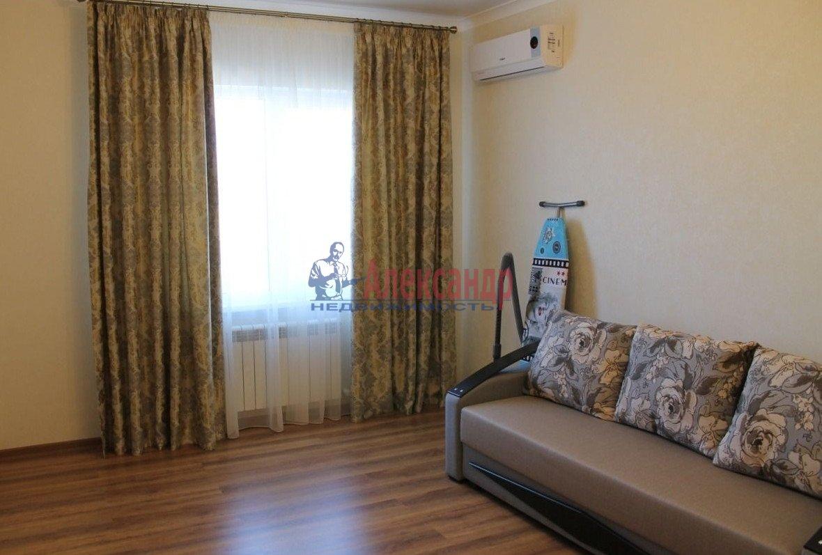 1-комнатная квартира (42м2) в аренду по адресу Ушинского ул., 2— фото 6 из 10
