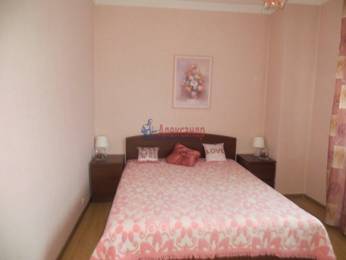 1-комнатная квартира (41м2) в аренду по адресу Загребский бул., 9— фото 1 из 2