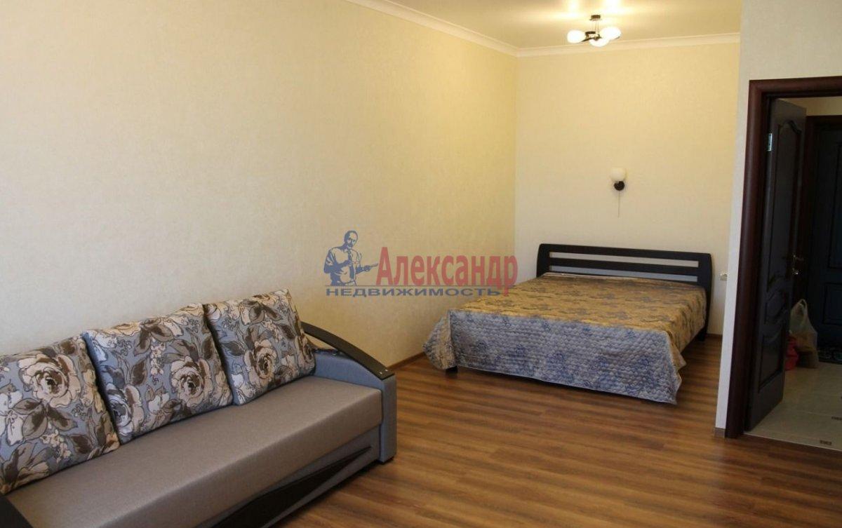1-комнатная квартира (42м2) в аренду по адресу Ушинского ул., 2— фото 4 из 10