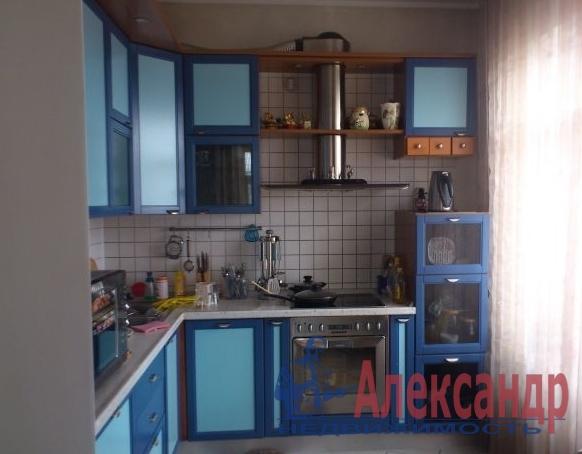 2-комнатная квартира (52м2) в аренду по адресу Комендантский пр., 22— фото 3 из 3
