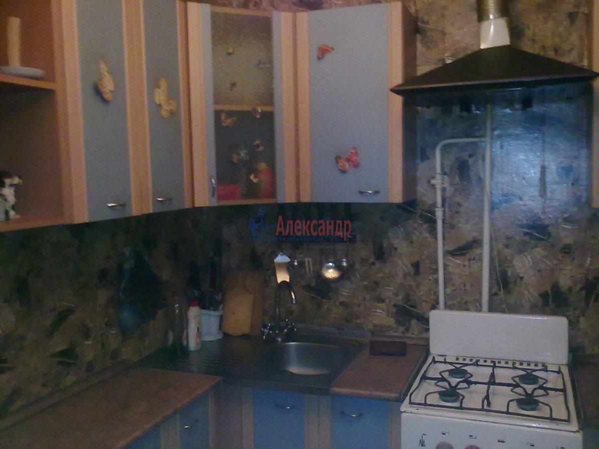 1-комнатная квартира (35м2) в аренду по адресу Малая Бухарестская ул., 2— фото 1 из 3