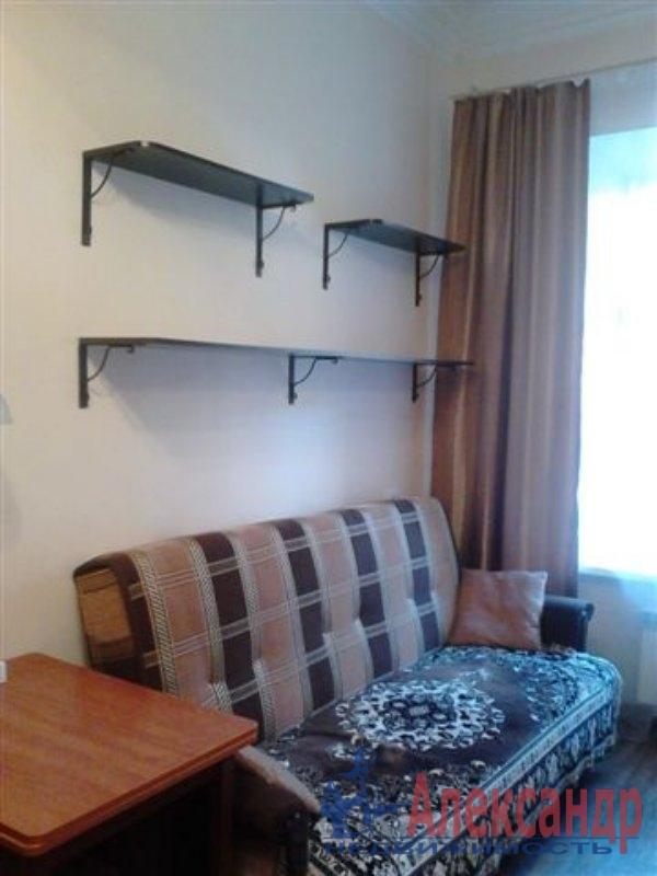 1-комнатная квартира (33м2) в аренду по адресу Елизарова пр., 37— фото 1 из 2