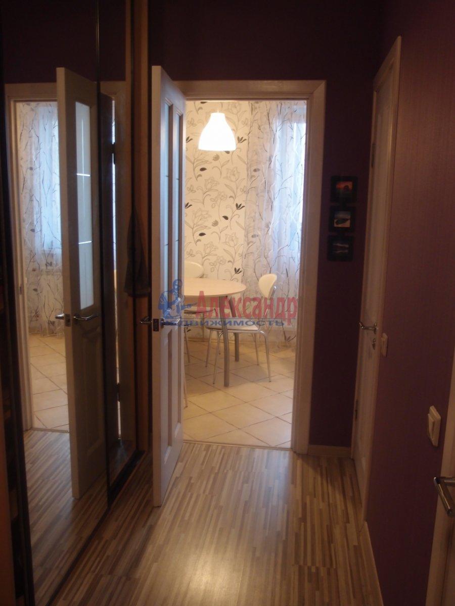 1-комнатная квартира (42м2) в аренду по адресу Яхтенная ул., 9— фото 5 из 6