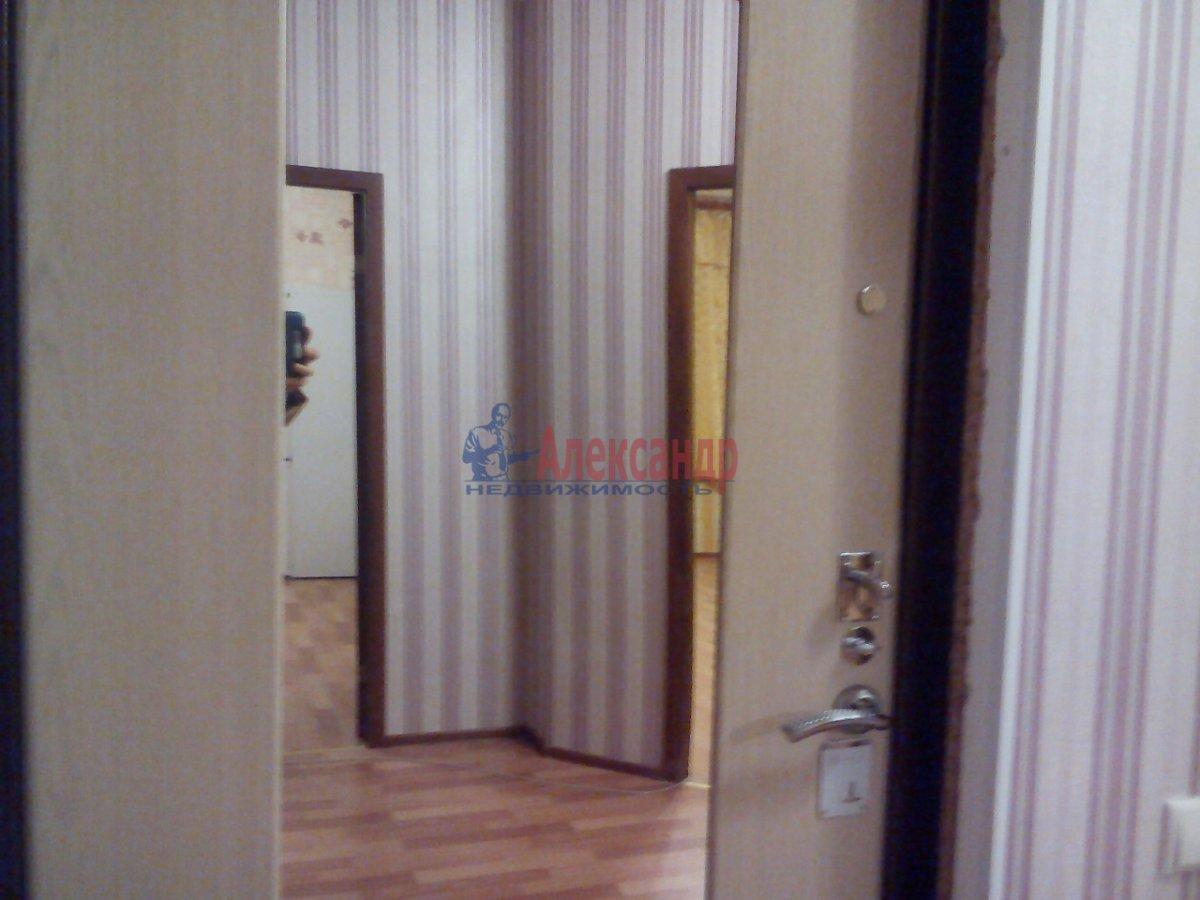 1-комнатная квартира (46м2) в аренду по адресу Кудрово дер., Венская ул., 4— фото 5 из 8