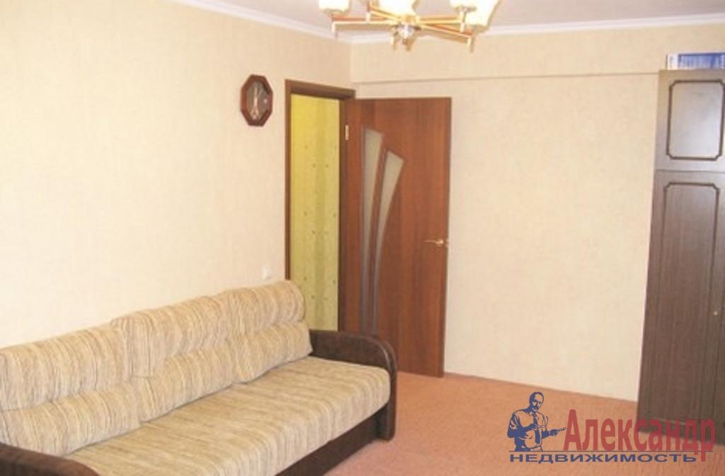 1-комнатная квартира (36м2) в аренду по адресу Тихорецкий пр., 25— фото 1 из 3