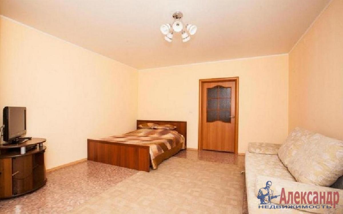1-комнатная квартира (38м2) в аренду по адресу Троицкий пр., 20— фото 1 из 2