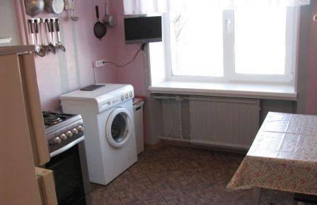 1-комнатная квартира (31м2) в аренду по адресу Маршала Блюхера пр., 61— фото 3 из 5