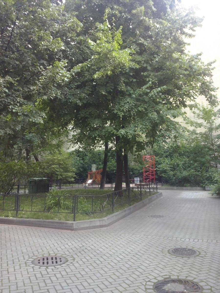 1-комнатная квартира (40м2) в аренду по адресу Малая Подьяческая ул., 12— фото 8 из 8