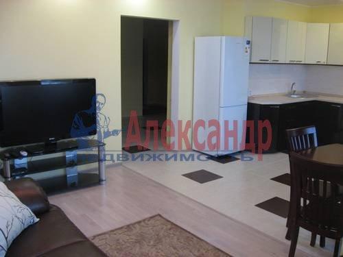 2-комнатная квартира (90м2) в аренду по адресу Лермонтовский пр., 22— фото 2 из 11