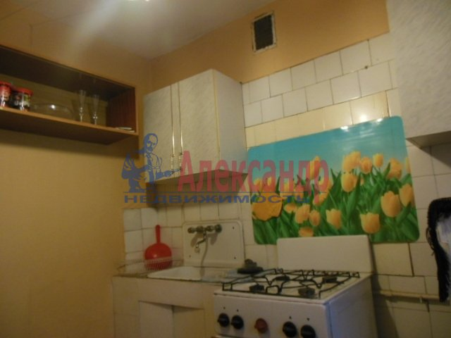 1-комнатная квартира (30м2) в аренду по адресу Ветеранов пр., 152— фото 3 из 4