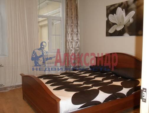 3-комнатная квартира (90м2) в аренду по адресу Невский пр.— фото 13 из 13