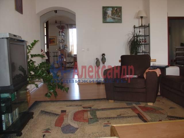 3-комнатная квартира (110м2) в аренду по адресу Ждановская наб., 11— фото 1 из 7
