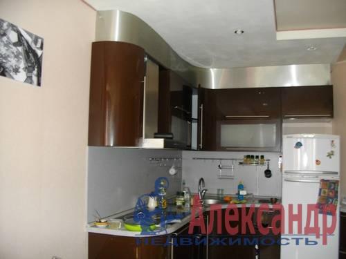 1-комнатная квартира (40м2) в аренду по адресу Гаккелевская ул., 32— фото 5 из 7