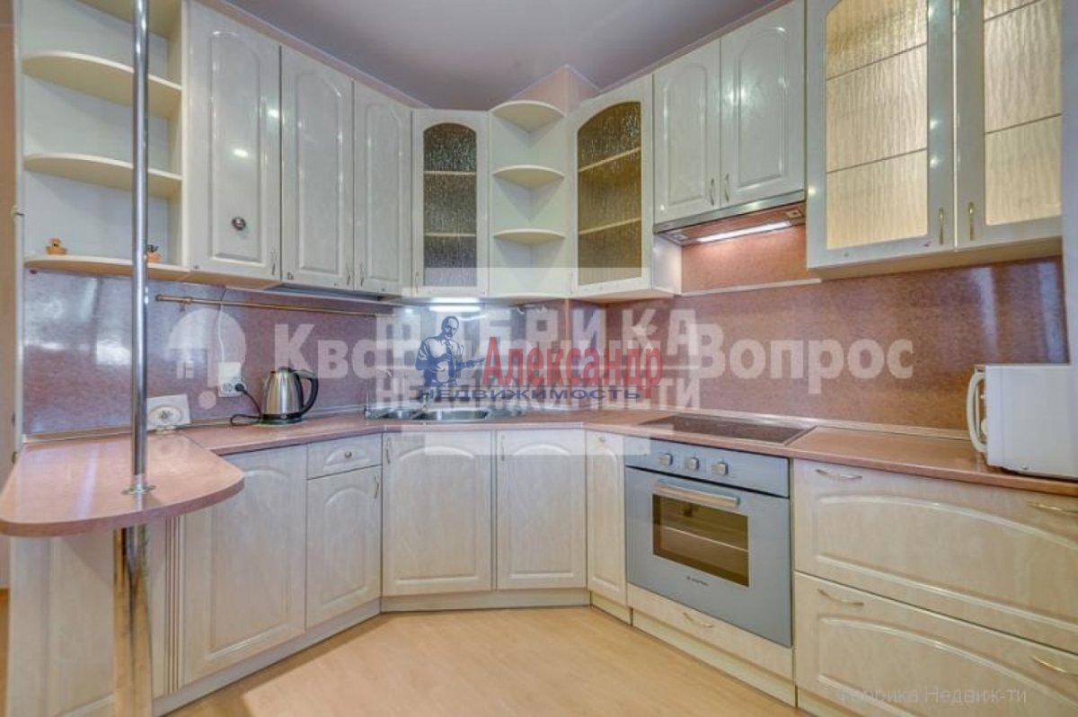 1-комнатная квартира (42м2) в аренду по адресу Солдата Корзуна ул., 167— фото 3 из 8