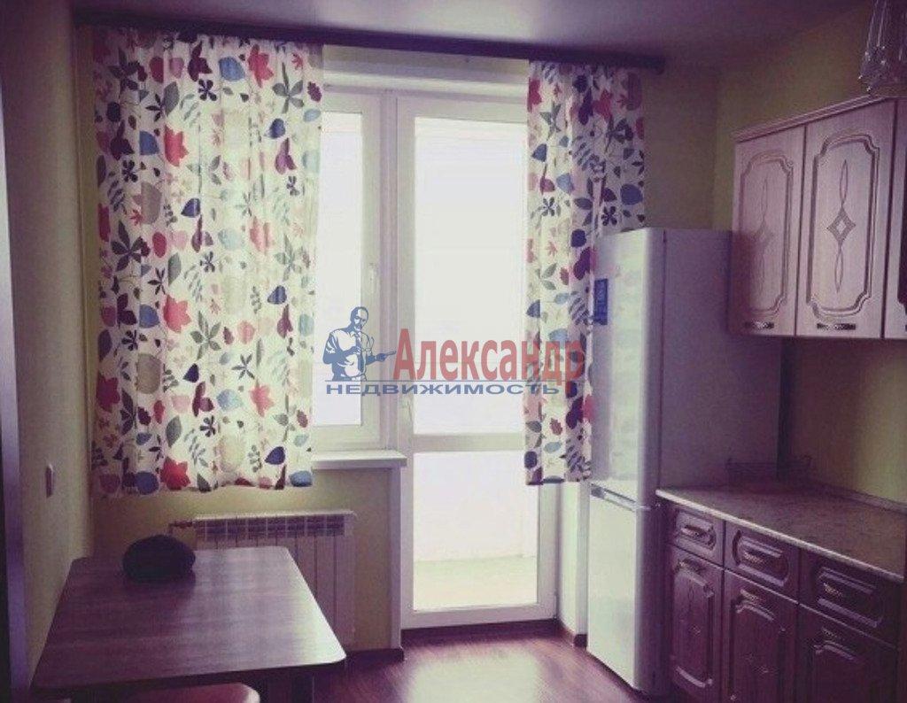 1-комнатная квартира (42м2) в аренду по адресу Хасанская ул., 10— фото 2 из 4