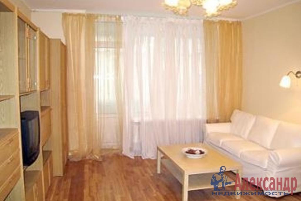 2-комнатная квартира (44м2) в аренду по адресу Энгельса пр., 115— фото 1 из 3