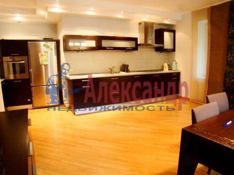 2-комнатная квартира (60м2) в аренду по адресу Дачный пр., 17— фото 1 из 4