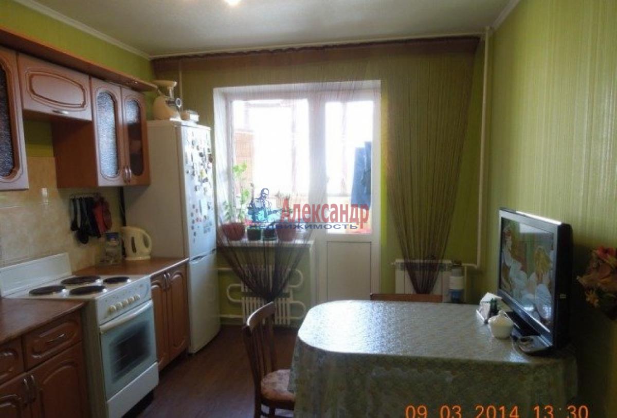 1-комнатная квартира (54м2) в аренду по адресу Капитанская ул., 4— фото 1 из 8