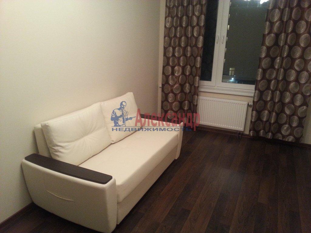 1-комнатная квартира (40м2) в аренду по адресу Кораблестроителей ул., 30— фото 3 из 10